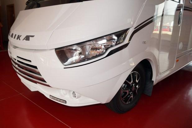 Autocaravana Laika Ecovip 709