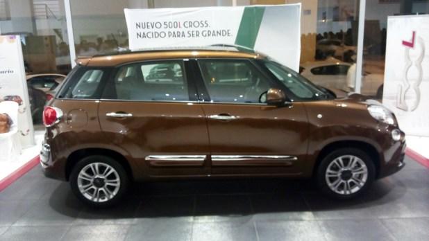 Nuevo Fiat 500L