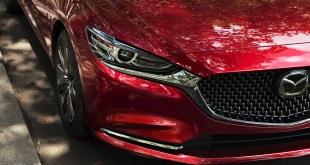 El nuevo Mazda6 hará su debut en el Salón de Los Ángeles