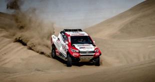 La edición número 40 del Dakar arranca hoy en Perú