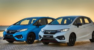 Honda presenta la renovada gama Jazz 2018