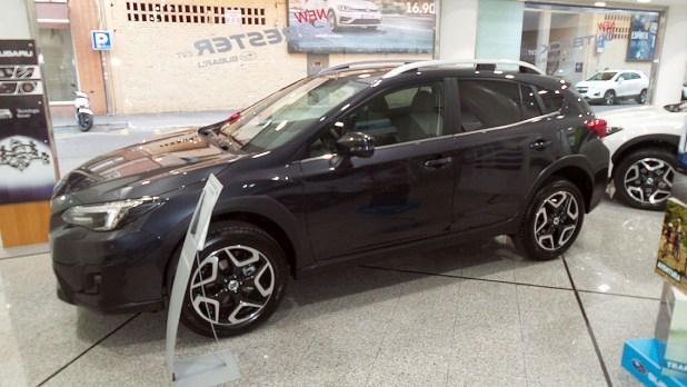 Nuevo Subaru XV