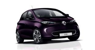 Renault lanza un motor eléctrico más potente para el Zoe