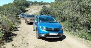 Los días de aventura de Tahermo con el nuevo Dacia Duster