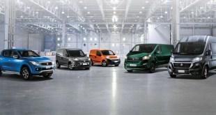 Fiat ofrece un pack interior de regalo en su gama Professional