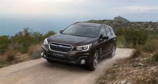 Subaru presenta la versión Executive Plus S de su modelo Outback
