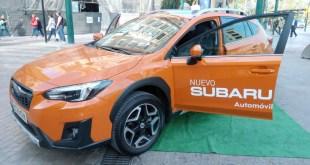 Automóviles Nieto acerca el Nuevo Subaru XV al público malagueño