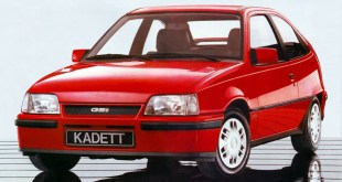 Historia de la gama GSi de Opel
