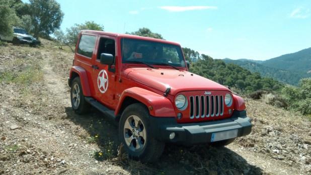 Ruta 4x4 Jeep Fimálaga