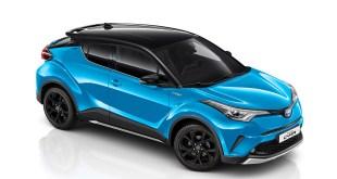 Toyota presenta la gama 2019 del C-HR Hybrid