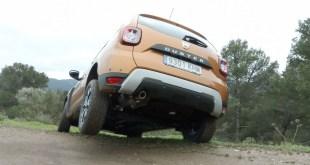 Nuevo Dacia Duster 4×4, un vehículo preparado para el off-road