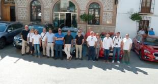 La gama Subaru recorre la Axarquía malagueña de la mano de Automóviles Nieto