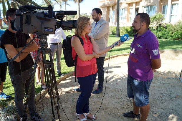 Entrevista 340 Televisión
