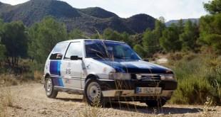 La prueba Guadalquivir Classic Rally alcanza el Ecuador en su tercera etapa