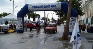 Con más de mil kilómetros recorridos finaliza en el Puerto de Santa María el Guadalquivir Classic Rally 2018