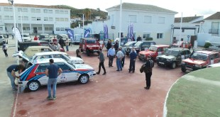 Riogordo acoge las verificaciones del Guadalquivir Classic Rally