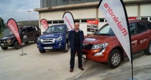 Grupo Playcar expone sus vehículos Isuzu y Mahindra en el Valle del Guadalhorce