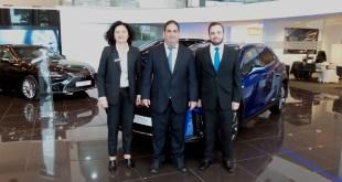 Cumaca Premium, concesionario Lexus en Málaga, presenta en sus instalaciones el nuevo Crossover UX 250h