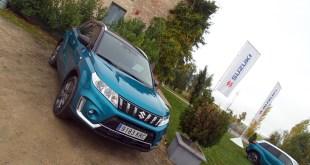 Suzuki presenta un renovado Vitara que ahora incorpora nuevos elementos de seguridad