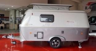Autocaravanas Hidalgo recibe la nueva caravana Eriba Touring 60 Edition
