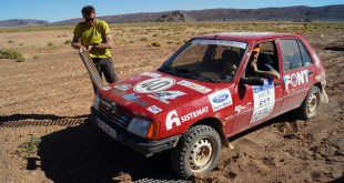 La Etapa Maratón pasa factura a los participantes en el Rally Clásicos del Atlas Invernal 2018