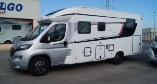 Autocaravana Lyseo TD Privilege, amplitud, comodidad y confort para dos viajeros