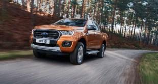 Ford presenta un renovado Ranger Pickup que ahora incorpora motorizaciones más eficientes y potentes