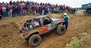 Celebrada en Pizarra la primera prueba del Campeonato Extremo 4×4 de Andalucía 2019