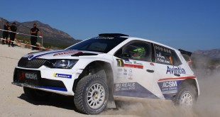 Victoria para Xevi Pons con Skoda en el Rally Tierras Altas de Lorca