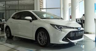 Toyota Cumaca Motor ya dispone en sus instalaciones del nuevo Corolla Hybrid