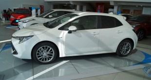 Cumaca Motor entrega la primera unidad del nuevo Toyota Corolla