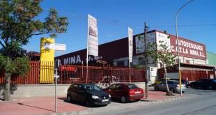 Autodesguace CAT La Mina y Grúas Texeira patrocinarán el Campeonato Extremo 4×4 de Andalucía 2019
