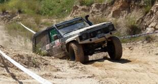 El Team Marbella 4×4, con Nissan Patrol GR, consigue la segunda posición en la categoría Extremo en la cita de La Carolina