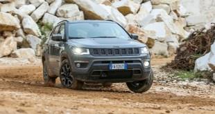 El Jeep Compass mejora su capacidad off-road con la versión Trailhawk
