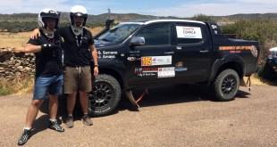 El equipo Team Salru Off Road consigue imponerse en la Baja Dehesa Extremadura en la categoría de Regularidad