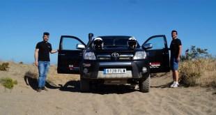El equipo malagueño Team Salru Competición participará este fin de semana en la Baja Todo Terreno Dehesa Extremadura
