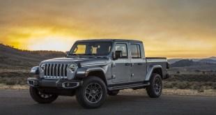 El Jeep Gladiator estará disponible en Europa con un motor EcoDiésel de 3.0 litros y 260 CV de potencia
