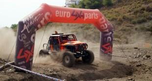 Torrox lleva al límite a los participantes en el Campeonato Extremo 4×4 de Andalucía 2019