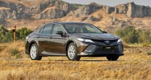Toyota amplía su gama de modelos en España con el Nuevo Camry Hybrid