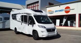 Autocaravanas Hidalgo recibe la Autocaravana Carado T338 perteneciente a la nueva gama 2020