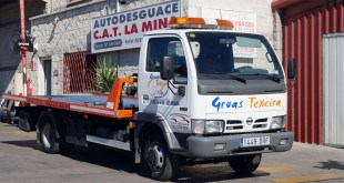 Autodesguace CAT La Mina y Grúas Texeira patrocinarán la V Ruta Solidaria 4×4 Málaga