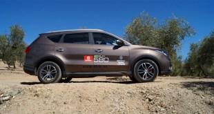 DFSK 580 SUV, la punta de lanza de la marca china Dongfeng Motor en el mercado español