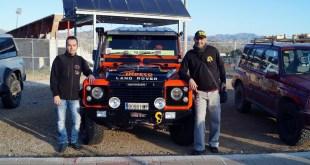 El equipo Puerto Extreme con Land Rover confirma su participación en el Campeonato Extremo 4×4 Mijas 2019
