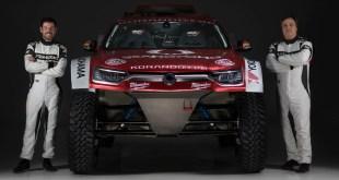 SsangYong Motorsport acudirá a la próxima edición del Dakar con el Nuevo Korando DKR
