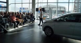 Tahermo acerca el mundo eléctrico a periodistas, estudiantes y profesionales del motor con Masterclass Renault Zero Emisiones