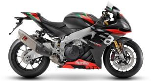 Vespa Málaga recibe las nuevas motos de carácter deportivo Aprilia RSV4 RF y RR en su versión 2020