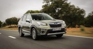 El Nuevo Subaru Forester Eco Hybrid recibe tres niveles de acabado