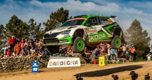 Una larga temporada 2019 de éxitos y victorias llega a su fin para Skoda Motorsport