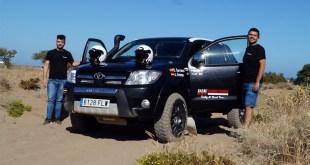 El equipo Team Salru Competición comienza a preparar el Campeonato de España 2020 tanto en asfalto como en off-road