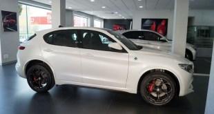 Alfa Romeo Stelvio, un SUV con verdaderas prestaciones deportivas
